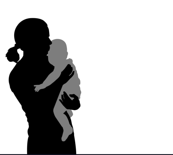 mother-holding-baby-vector-4784083